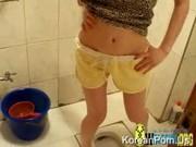 คลิบหลุดจากร้านโทรศัพท์ เมียแก้ผ้าให้ดูแถมอาบน้ำโชว์หีกับนม โคตรใหญ่เลย นมเนี่ย เย็ดมันมากๆ