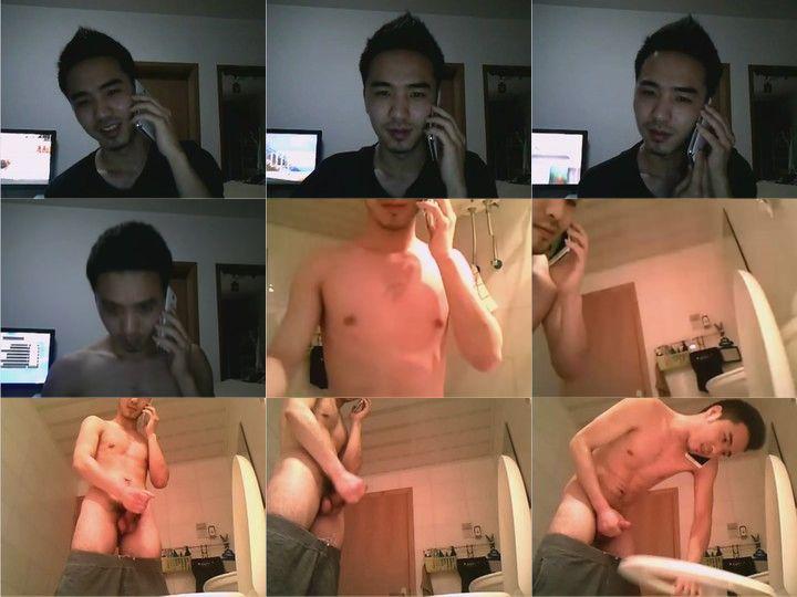คลิบหลุดหนุ่มเกย์ ตั้งกล้องชักว่าวโชว์เพื่อนเกย์วัยรุ่นด้วยกัน หลุดมายันเว็บ xvideos แล้วครับผม