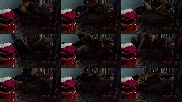 คลิบหลุดวัยรุ่น ตั้งกล้องแอบถ่าย ตอนเย็ดเมียชาวบ้าน หลอกเขามาเย็ดว่าจะให้ตัง บิดเขาสะงั้น
