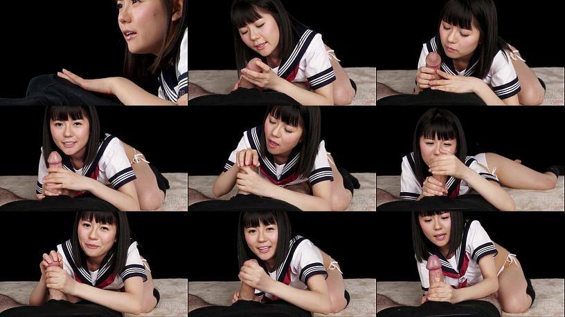 AVCLIP เบิร์นควยจนน้ำแตกคาปาก เด็กนักเรียนญี่ปุ่น ทำผมเสียวควยตอนอัพหนังโป๊เลยเนี้ย