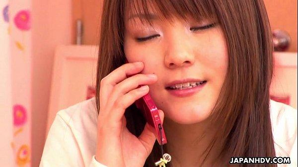 สาวญี่ปุ่น Sexphoneกับผัวอยู่ดีๆเจอพี่ชายขี้หงี่เข้ามาเล่นเสียวด้วยเลย ส่งเสียงดังไปหน่อย