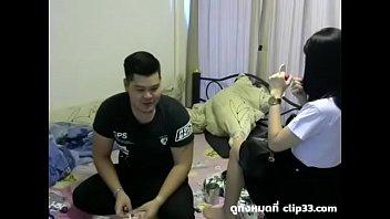 ไลฟสดผ่านเว็บแคมต่างประเทศ นักศึกษาไทย เห็นหน้าชัดเจน สงสัยชอบเล่นหนังสด