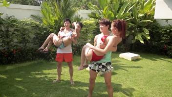 แข่งกันเย็ด เลียหี เย็ดเกาหลี เย็ดหีไทย เย็ดสาวไทย เย็ดกับคนไทย หีฟิต หี หนังโป๊เรทอาร์ หนังโป๊เกาหลี